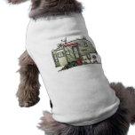 High Tech 5th Wheel Sleeveless Dog Shirt