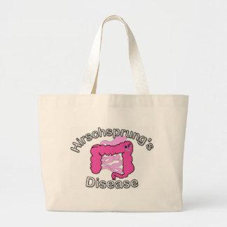 Hirschsprung's Disease Awareness Jumbo Tote Bag