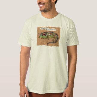 His Residue Will Bide Eternal T-shirt