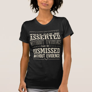 Hitchens' Razor Light Ts Shirts