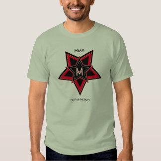 hmv, MILITARY MAN FAKTION, HMV Tshirts