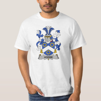 Hodge Family Crest Shirts