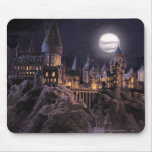 Hogwarts Boats To Castle Mouse Pad