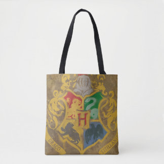 Hogwarts Crest HPE6 Tote Bag