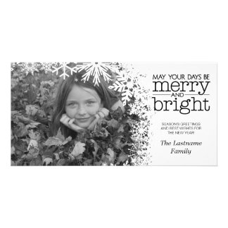 Holiday Photo Card: Let It Snow! Photo Cards