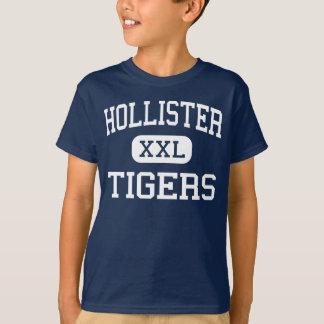 Hollister - Tigers - High - Hollister Missouri Tshirt