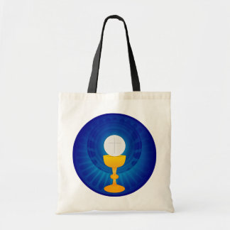 Holy Eucharist Tote Bag