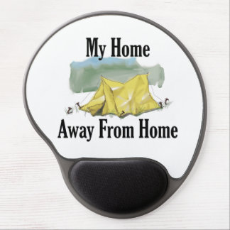Home Away From Home Gel Mousepad