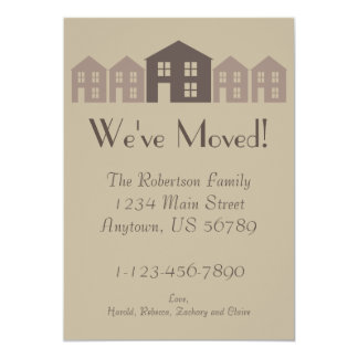 Home Sweet Home Announcement