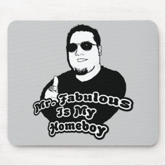 Homeboy Mouse Pad