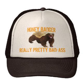 Honey Badger Cap