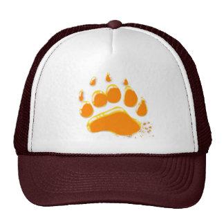 Honey bear Paw cackles Cap