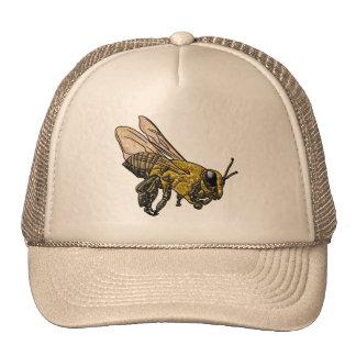 Honey Bee Cap