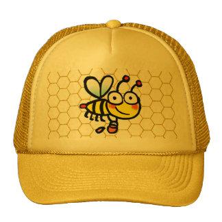 honey bee keeper cap