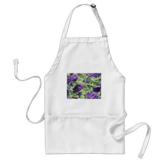 Honeybee on Lavender Standard Apron