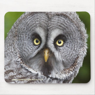Hoo are You? Mousemat