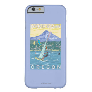 Hood River, ORWind Surfers & Kite Boarders Barely There iPhone 6 Case