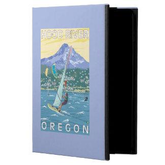 Hood River, ORWind Surfers & Kite Boarders Case For iPad Air