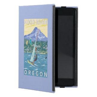 Hood River, ORWind Surfers & Kite Boarders iPad Mini Case