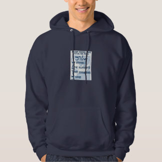 Hoodie w/ Ancient Hebrew word picture for peace