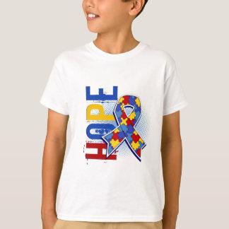 Hope 2 Autism Shirt