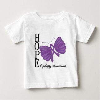 Hope Butterfly Epilepsy Shirts