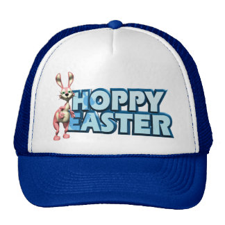 Hoppy Easter Cap