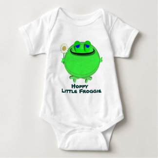 Hoppy little froggie t shirt