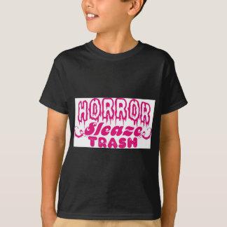HORROR SLEAZE TRASH MERCH! TSHIRTS
