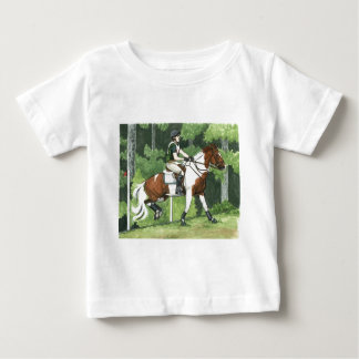 HORSE ART Cross-Country Up the Steps Eventing Shirts