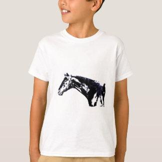 Horse Pop Art T-shirt