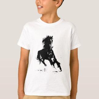 Horse Silhouette Tshirts