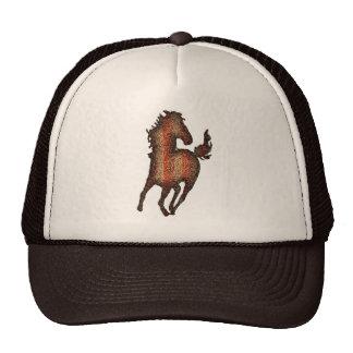 HORSE VAN GOGH STYLE CAP