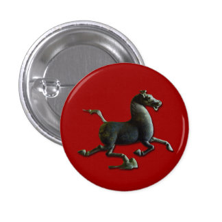 Horse Year Chinese Astrology Buttons