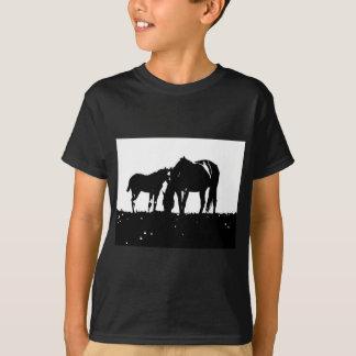 Horses Pop Art T-shirts