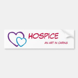 Hospice Bumper Sticker