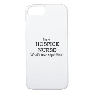 HOSPICE NURSE iPhone 7 CASE