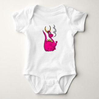 Hot Pink Little Dragon Cute.png Tee Shirt