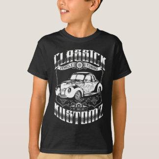 Hot Rod - Classick Kustomz (white) Tshirts