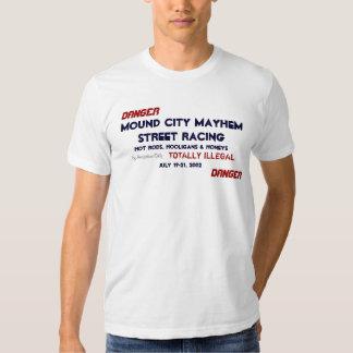 HotRods Hooligans and Honeys Tshirt