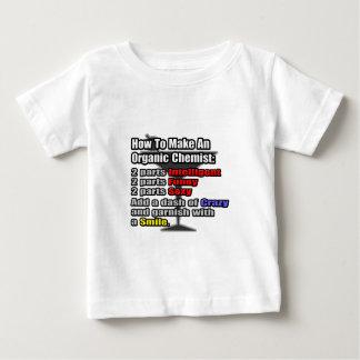How To Make an Organic Chemist T-shirts