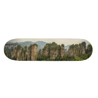 Huangshizhai Zhangjiajie Wulingyuan Hunan China 18.1 Cm Old School Skateboard Deck