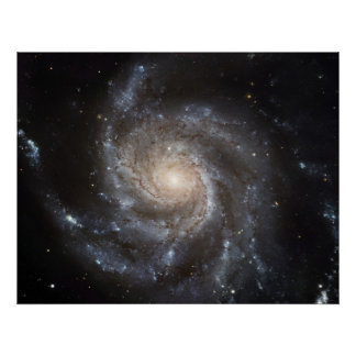Hubble's Largest Galaxy Portrait  Poster