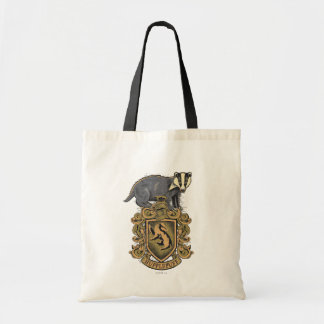 HUFFLEPUFF™ Crest Budget Tote Bag