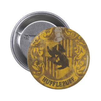 Hufflepuff Crest HPE6 6 Cm Round Badge