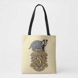HUFFLEPUFF™ Crest Tote Bag