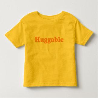 Huggable Orange T-shirt
