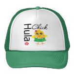 Hula Hawaii Chick Cap