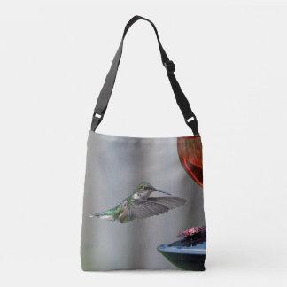 Hummingbird 227 tote bag
