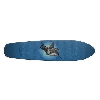 Hummingbird - logo deck copybhu skateboards